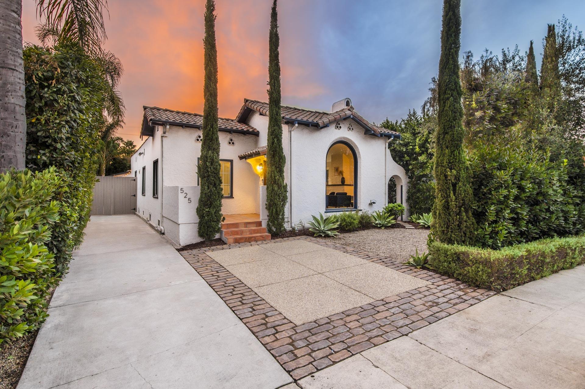 525 N Sierra Bonita Avenue Los Angeles, CA 90036